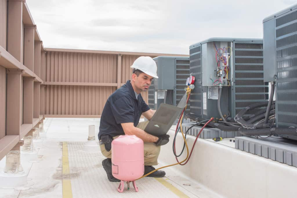 commercial hvac mechanical contractors