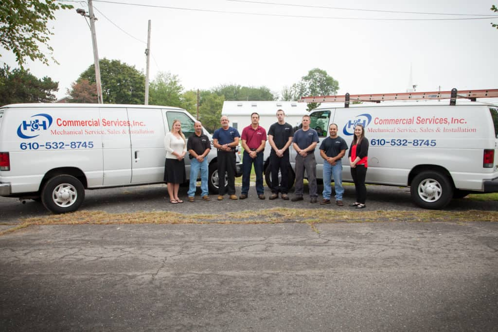 New Jersey Commercial HVAC Contractors, Mechanical Services, H&H Commercial