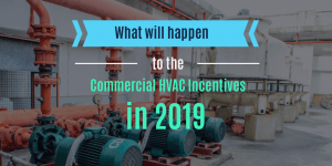 HVAC incentives