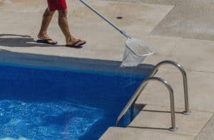 Stainless Steel Pool Equipment