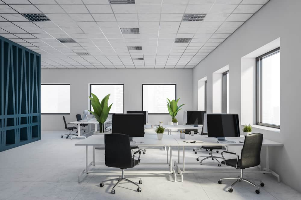 Maximize Comfort in Open Office Spaces with Careful HVAC Design